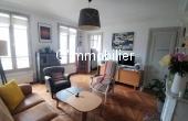 T2019-075, 3 pièces de 67 m², CHARME, LUMINEUX, distribution optimisée