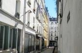 G2020-001, 2 pièces de 40 m², idéalement situé Voltaire-Popincourt, calme, clair