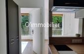 T2021-127, 2p. 30 m², calme, lumineux, distribution optimisée