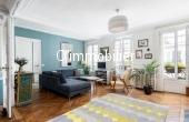T2021-0025, Appartement familial  5 pièces, 92 m²,  4 ch, 4eme étage, CHARME, Mairie du Xème