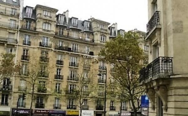 Vue dégagée quartier gare de Lyon - marché d'Aligre