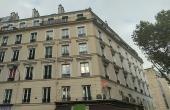 Immeuble 1880 quartier gare de Lyon - marché d'Aligre