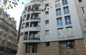 2016-T005, Grand 2 pièces de 64m², calme et lumineux, résidence de standing sécurisée VIIème
