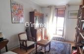 T2017-016, 2 pièces de 39 m², clair, calme, quartier recherché de la Bellevilloise