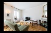 T2018-014, 3 P., immeuble Haussmannien, Proximité GAMBETTA, refait à neuf