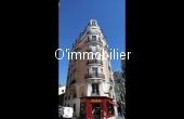 T2018-016, 3 p., 53 m², charme, parquet, cheminées, vue dégagée